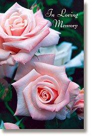 Blltn: Funeral Roses 100pk