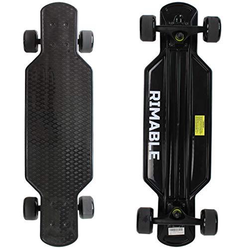 RIMABLE Kids Mini Longboard Skateboard