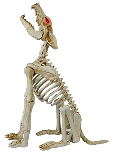 Howling Wolf Skeleton (This Halloween Soul Eater)