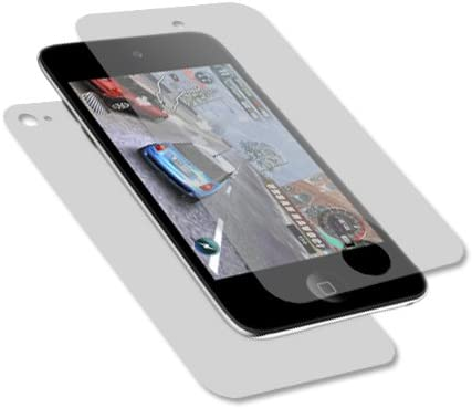 Skinomi Clear Full Body /& Screen Protector for Apple iPod Touch 6th Generation
