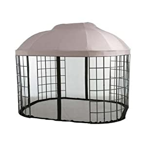 Amazon.com : Replacement Canopy and Netting Set for Home Depot ...