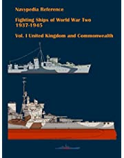 Fighting ships of World War Two 1937 - 1945. Volume I. United Kingdom and Commonwealth. (Navypedia reference. Fighting ships of World War Two.)