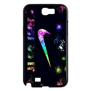 Custom Plastic Case Nike just do it Samsung Galaxy Note 2 N7100 case, Kimberly Kurzendoerfer