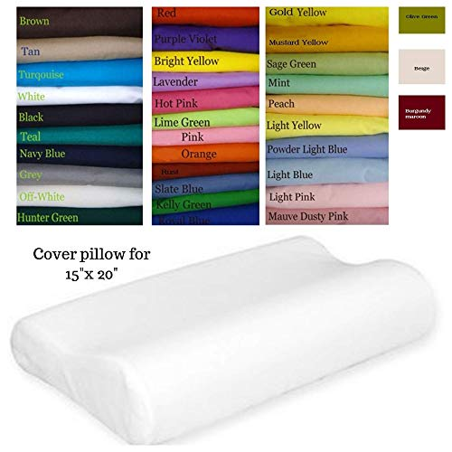Hunter Sham - Pillowcase Sham for 15
