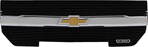 (T-Rex 6211271 Laser Billet Series Black Grille Chevrolet Silverado 1500)