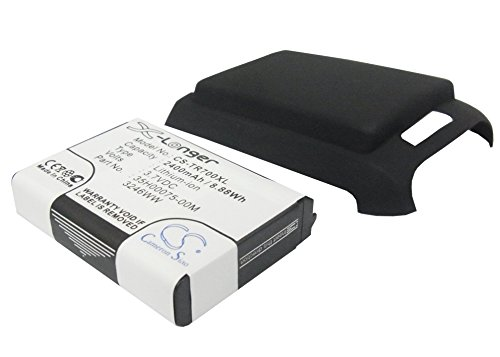 Extended Battery for Palm Treo 750, Lennon (with cover) by Palm