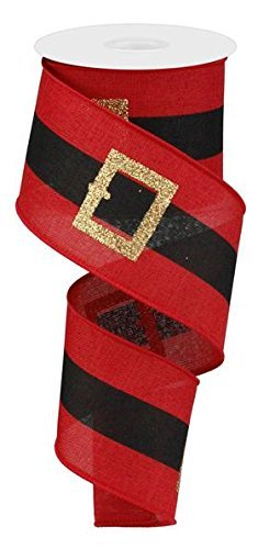 Top santa belt buckle ribbon for 2020