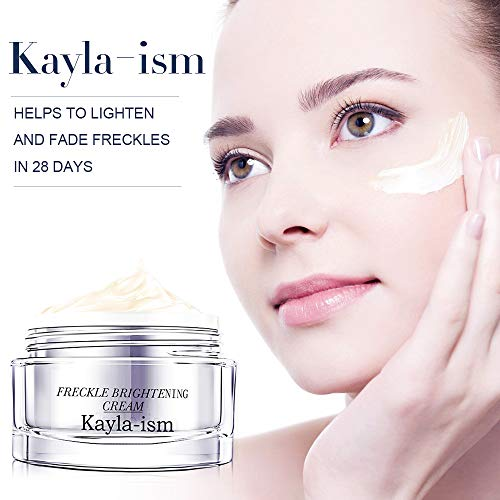 4169yPPHHdL - Kayla-Ism Face Cream | Anti Wrinkle Anti Aging Daily | Lighten & Fade Freckles in 28 days | Moisturizer Cream with Jasmine Essence | Retinol Cream | Firming Skin Care | Facial Moisturizer Night Cream
