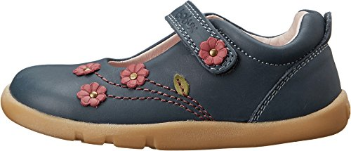 Bobux I-Walk filles fleurs sauvages Deep Mary Jane Chaussures