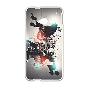 QQQO tokyo ghoul kaneki Phone case for Htc one M7