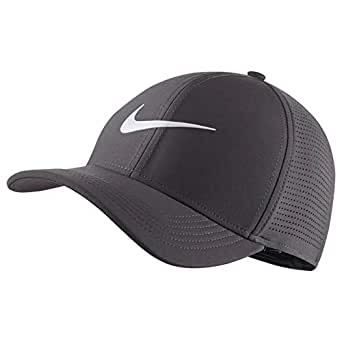 Nike 892469 Gorra de béisbol, Hombre, Gris (Gris 036), Large ...