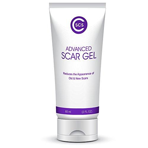 CSCS Advanced Scar Gel Appearances