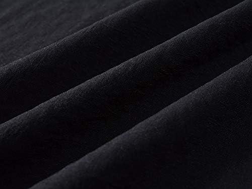 TIMSEM Womens Short Sleeve V Neck Curved Hem Chiffon Casual Blouse Shirts Tops
