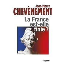 La France est-elle finie ? (Documents) (French Edition)