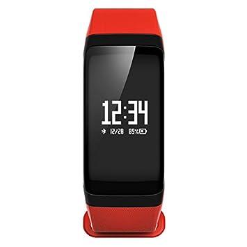 YOPEEN Smartphone Suena Deporte De Telemetría Impermeable Medidor De Presión Arterial Frecuencia Cardíaca Vuelva A Dormir