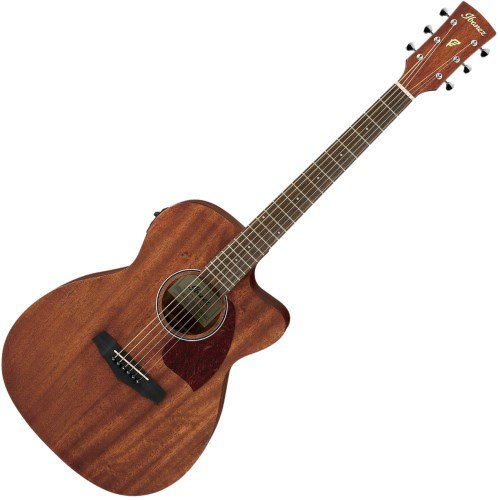 Ibanez Performance Series PC12MHCEOPN Grand Concert Acoustic-Electric Guitar Satin - Acoustic Ibanez Electric Guitar