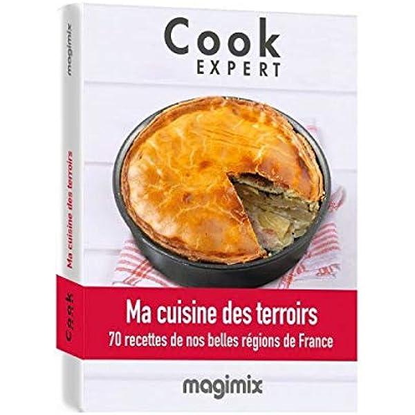 Libro de recetas Ma Cuisine des Terroirs: Amazon.es: Hogar
