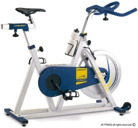 Kestore Spin Bike Moser Race 4300 by JK Fitness: Amazon.es ...