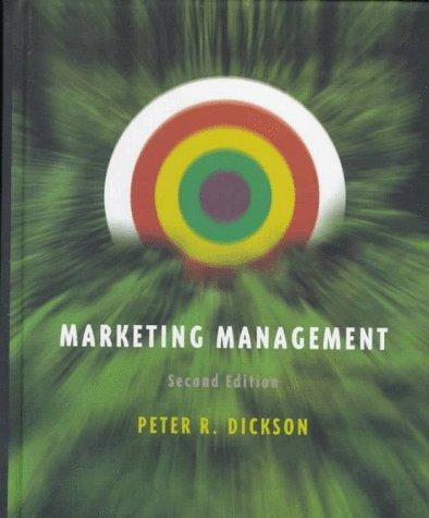 Marketing Management (Dryden Press Series in Marketing)