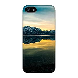 Awesome Design Mother Nature Hard Case Cover For Iphone 5/5s