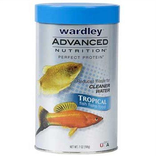 Hartz Wardley Advanced Nutrition Tropical Flake, ()