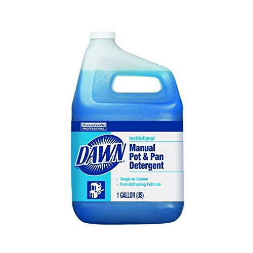 Proctor & Gamble Dawn Manual Pot and Pan Detergent Gallons, 4 Per Case - Gamble Manual Dishwashing Detergent