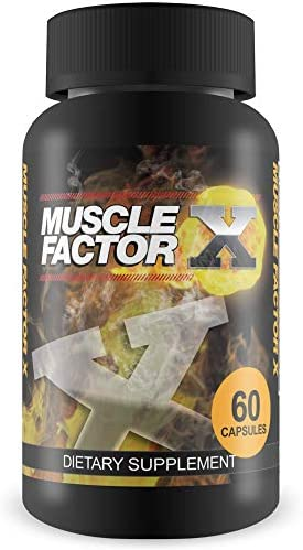 Muscle Factor X- Increase Testosterone Levels and Metabolism With All Natural and Powerful Ingredients