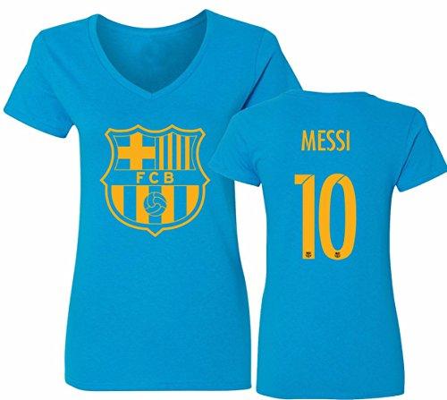 light blue barcelona jersey - 6