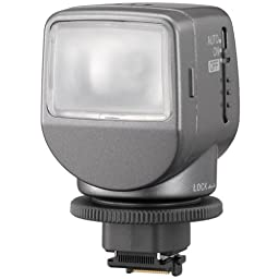 Sony HVL-HL1 Video Light (3-Watt) for Compatible Sony Camcorders