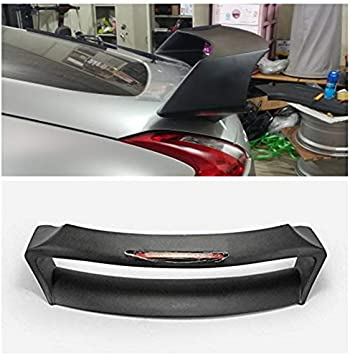 Red Coated Metal GT Side Wing Black Badge Rear Tailgate Trunk Emblem Accessories