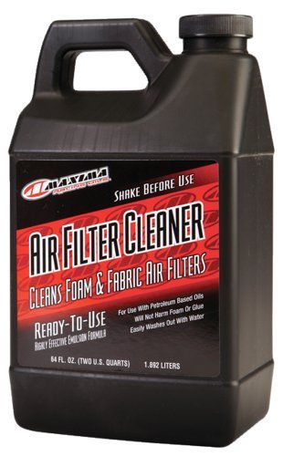 Maxima 70-79964 Air Filter Cleaner - 64 oz. by Maxima