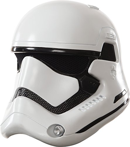 UHC Boy's Star Wars Force Awakens Stormtrooper Child Helmet Halloween Mask