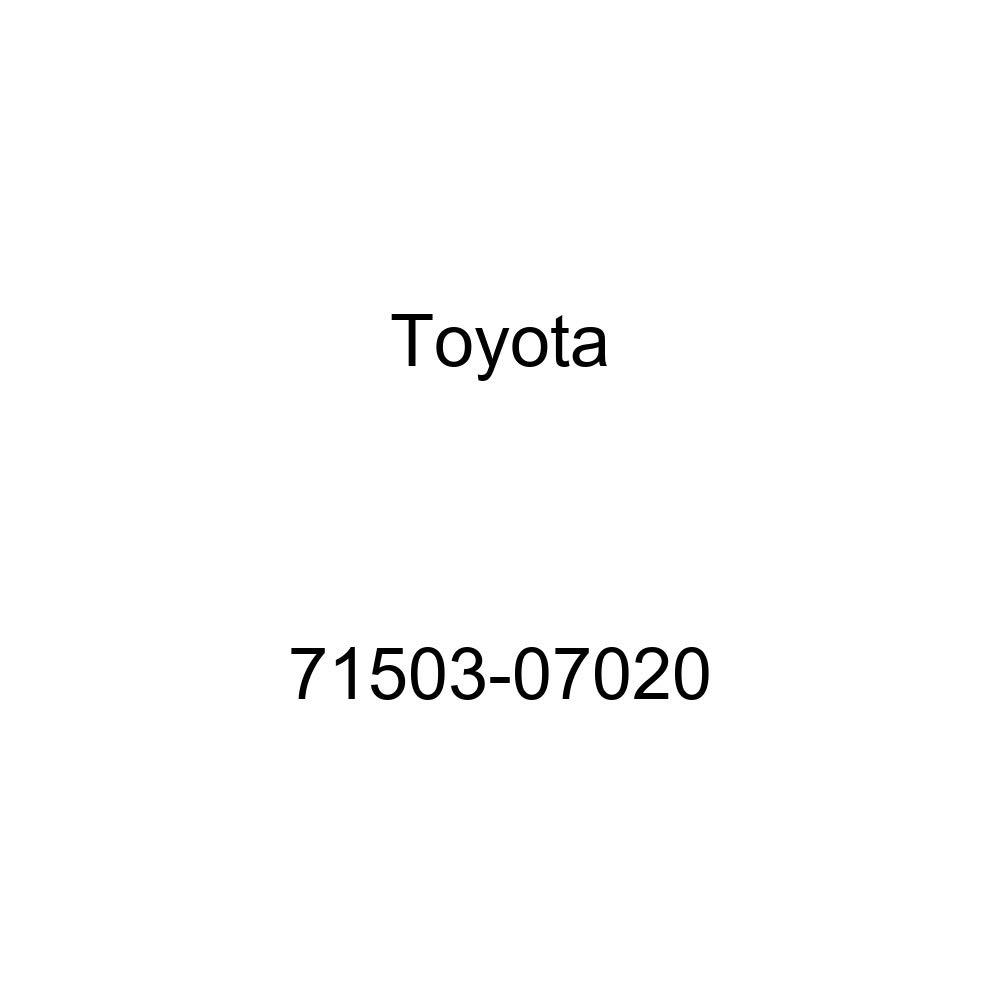TOYOTA Genuine 71503-07020 Seat Cushion Pad