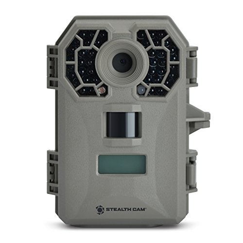 Game Scouting Cam (Stealth Cam G42 No-Glo Trail Game Camera STC-G42NG (Gray))