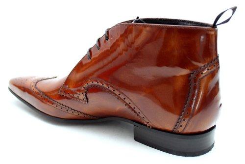 Jeffery West Black Line G0561Hn - Chaussures montantes à lacets - homme