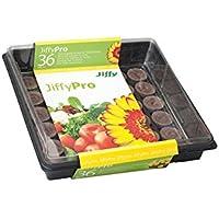 Jiffy 005456 Bac de Plantation avec Couvercle Effet de Serre