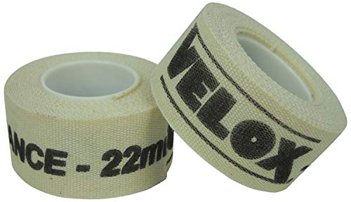 Velox 19mm x 2m Rim Tape (2 Pack)