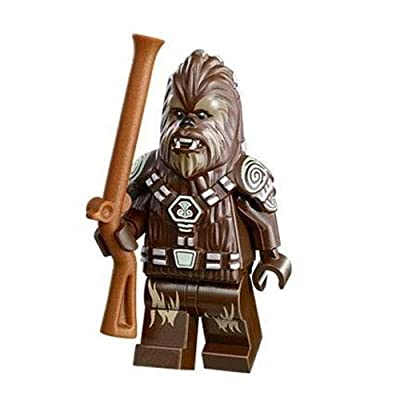 LEGO Star Wars Minifigure Chief Tarfful Wookiee AT-AP (75043) by LEGO: Toys & Games