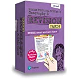 Revise Edexcel GCSE (9-1) Geography B Revision Cards: with free online Revision Guides