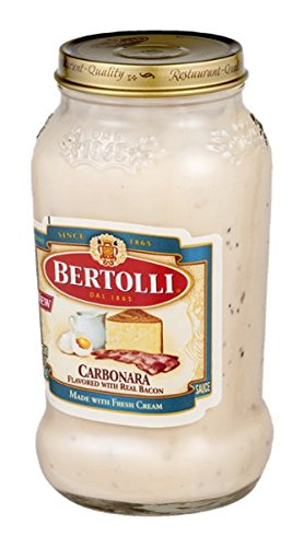 Bertolli Carbonara Sauce