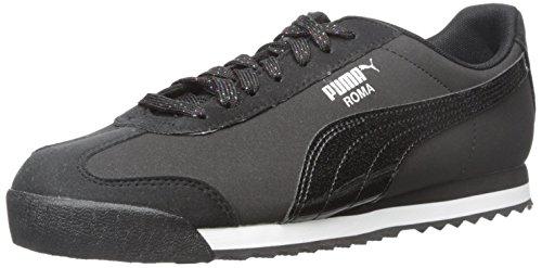 Puma Dames Roma Diepe Zomer Wns Klassieke Stijl Sneaker Zwart / Zwart