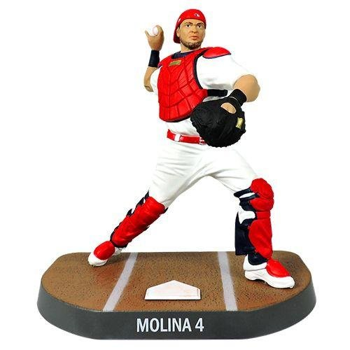Yadier Molina St. Louis Cardinals Imports Dragon Figure for sale  Delivered anywhere in USA