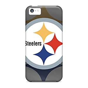 New Style Carolcase168 Pittsburgh Steelers Premium Covers Cases For Iphone 5c