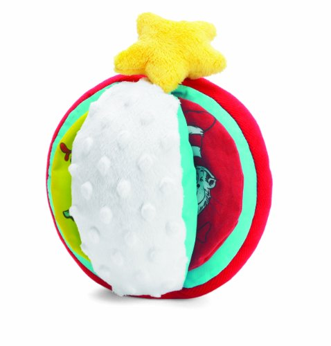 Manhattan toy Seuss Grab Ball