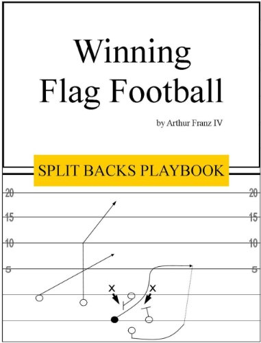 Amazon Winning Flag Football Split Backs Playbook Ebook