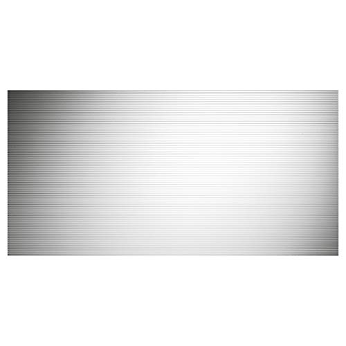 Genesis - 2ft x 4ft Light Panel (Hammered) (6 Pack) - 01 Accessory Recessed Lighting