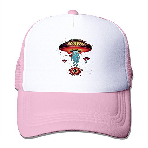 Nolan Autographed Baseball (Pink Boston Rock Band Classic Spaceship Baseball Hat Sports)