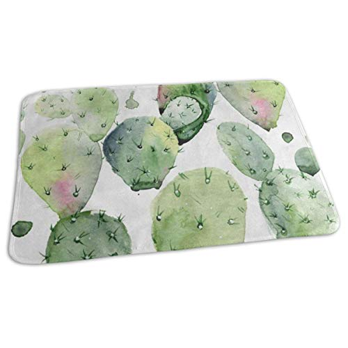 Price comparison product image Changing Pad Waterclor Cactus Baby Diaper Incontinence Pad Mat Amazing Boys Urinal Mats Sheet For Any Places For Home Travel Bed Play Stroller Crib Car