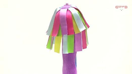 GUND Abby Cadabby Magic Wand Sesame Street Plush Sound Stuffed Toy 4059994