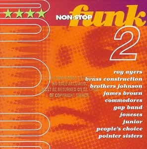 Brushstroke Finish - Non Stop Funk 2